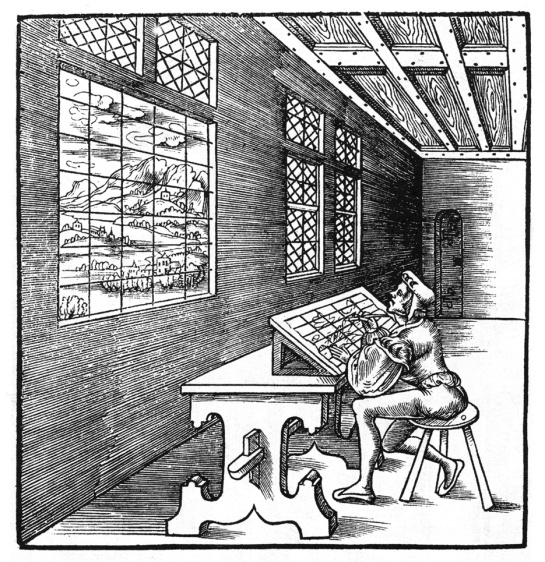 Count Johann, Window Grid, 1531