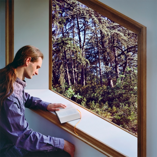 Hiryczuk/Van Oevelen, Sceneries | Man Reading by a Window, 2007